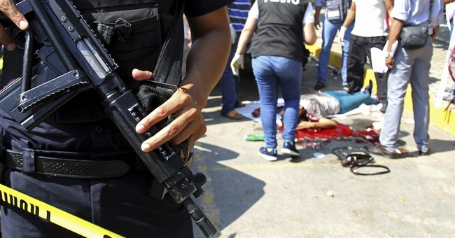 Gunmen slay 6 vendors at pop-up market in Mexico's Acapulco