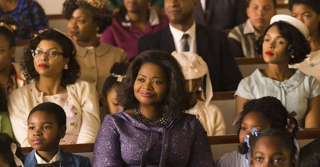Review: In uplifting 'Hidden Figures,' three women's rise