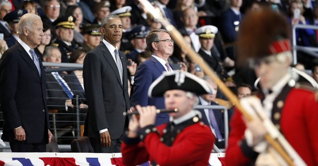 Obama calls for seamless transition for US military to Trump