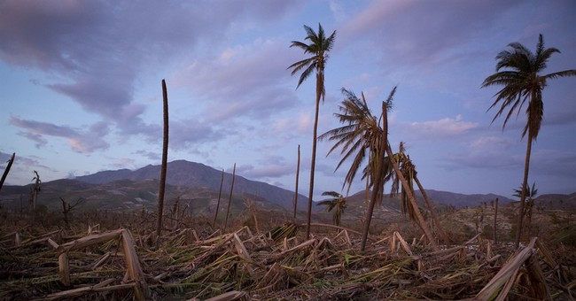 Report: Food stocks low in southern Haiti in wake of storm