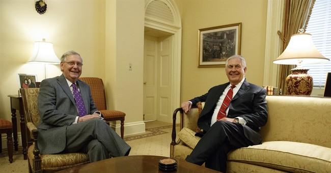 Tillerson leaving Exxon with $180 million retirement package