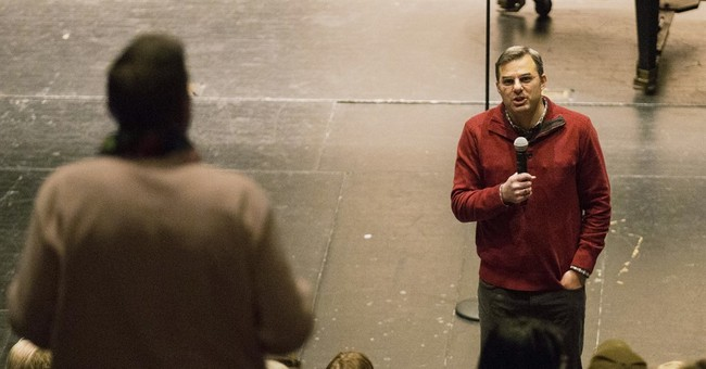 Republican US Rep. Amash's town hall event gets contentious