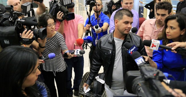 Last Cuban doctor defectors arrive in US after policy change