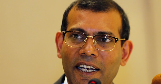 Exiled former Maldives leader wants to contest presidency