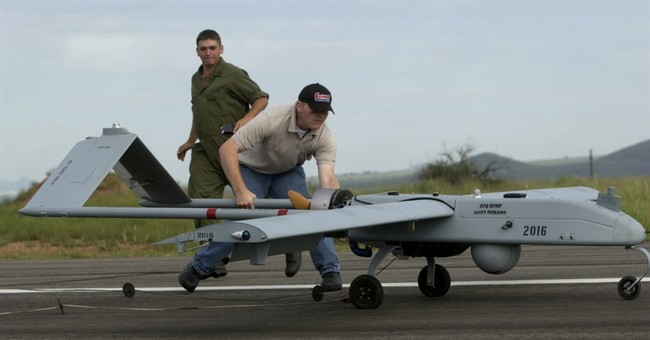 Army drone that vanished on Arizona flight found in Colorado