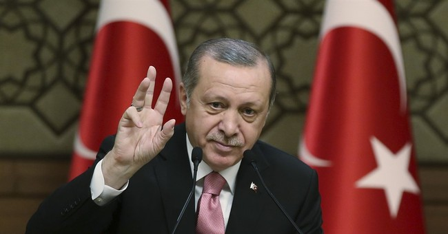 Turkey detains 4 IS suspects, seizes 24 suicide attack belts