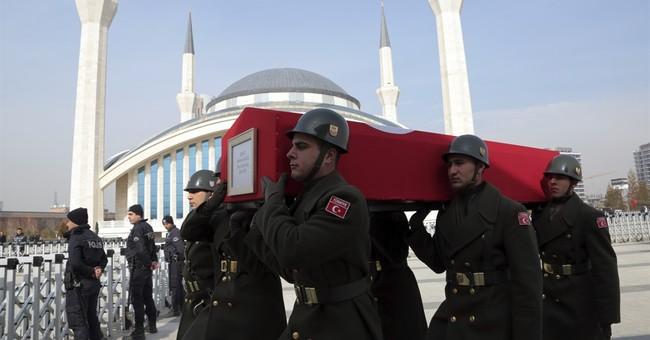 Russian 'friendly fire' kills 3 Turkish soldiers in Syria