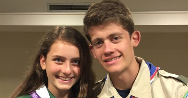 Boy Scouts face renewed push to let girls join the ranks