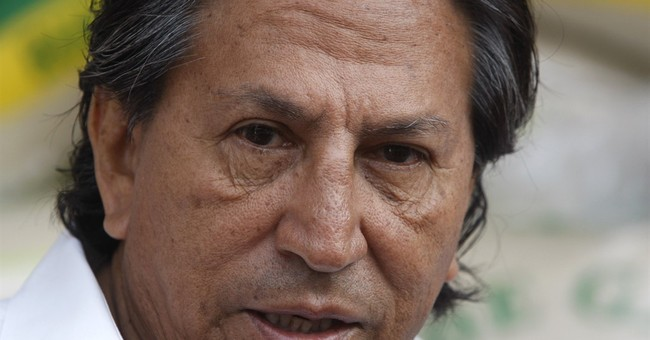 Peru judge orders arrest of ex-president in corruption case