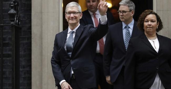 Apple boss Tim Cook optimistic about UK's future outside EU