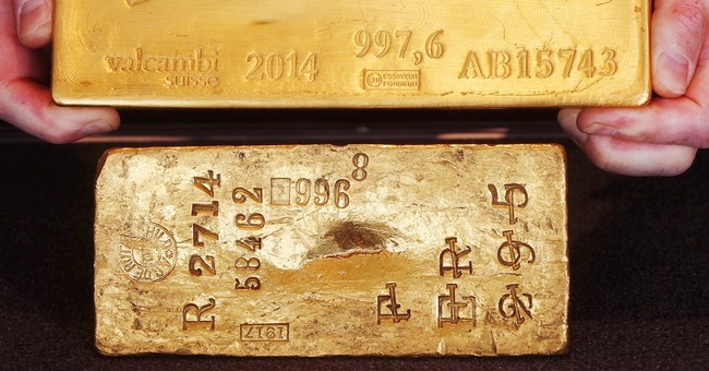 Germany completes return of 300 tons of reserve gold from US