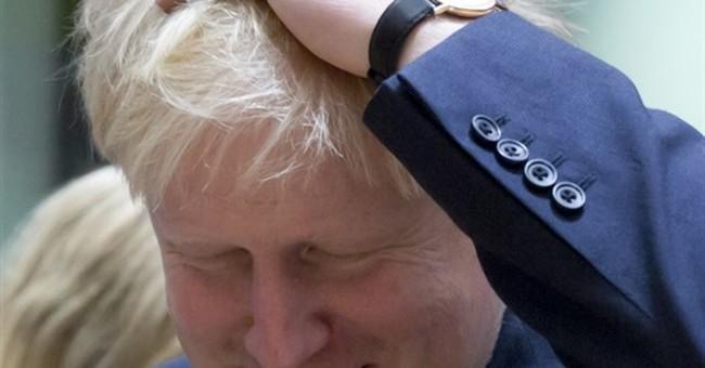 UK's foreign secretary renounces US citizenship