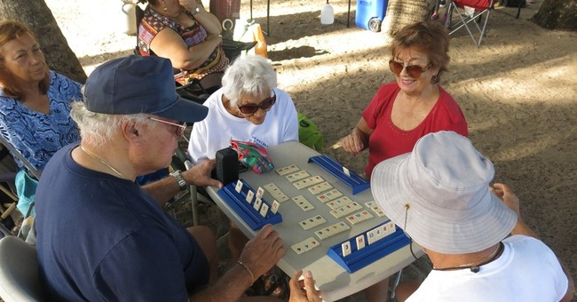 Pension crisis forces Puerto Rico retirees to rethink future