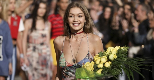 Tommy Hilfiger leans on model Gigi Hadid for new collection