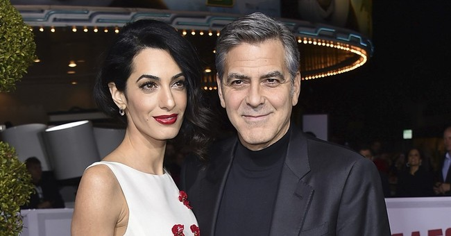 George and Amal Clooney expecting twins this summer