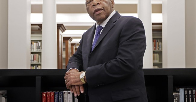 'Get in the Way': The way of civil rights hero John Lewis
