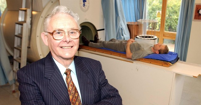 Peter Mansfield, Nobel winner for work on MRI, dies at 83