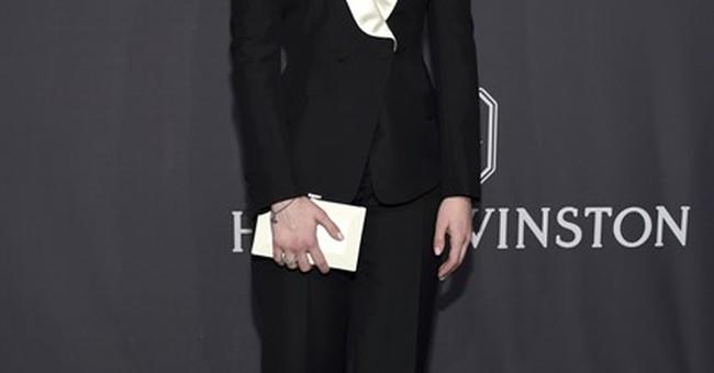 Scarlett Johansson, post breakup, resurfaces for a gala