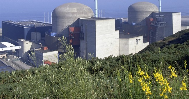 Blast in French nuclear plant's machine room; no radiation