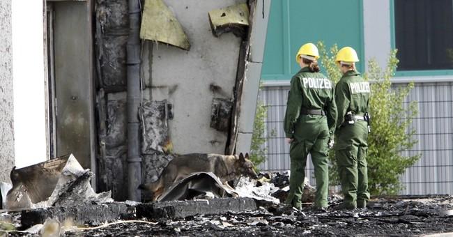 German court convicts far-right politician over arson attack