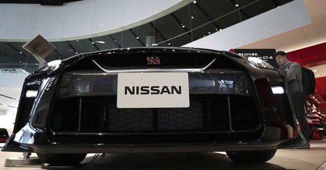 Strong global sales drive Nissan quarterly profit higher
