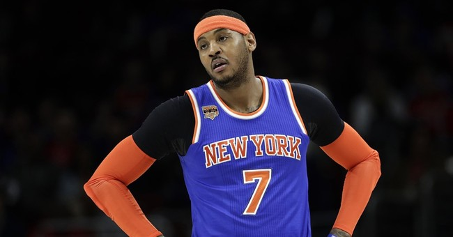 Dolan: Jackson can finish contract, decide on Carmelo trade