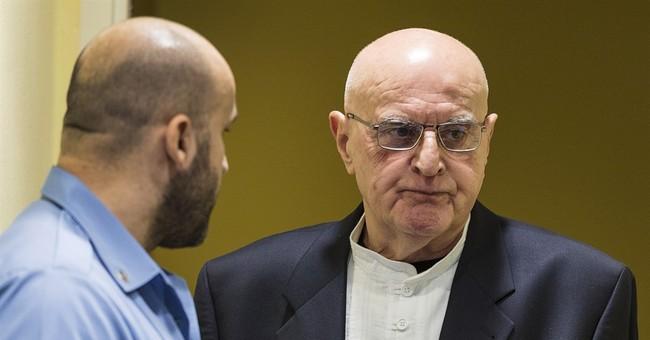 Bosnian Serb convicted of Srebrenica massacre dies in prison