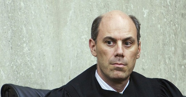 The Latest: Activist not deterred by judge's pipeline ruling