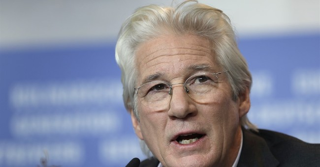 Trump has Richard Gere asking: 'Where's the beef?'
