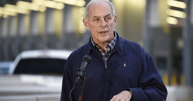 """The Latest: No """"Draconian moves"""" on sanctuary cities: Kelly"""