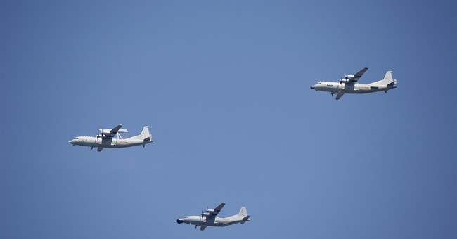 Pentagon says US, Chinese air encounter unintentional