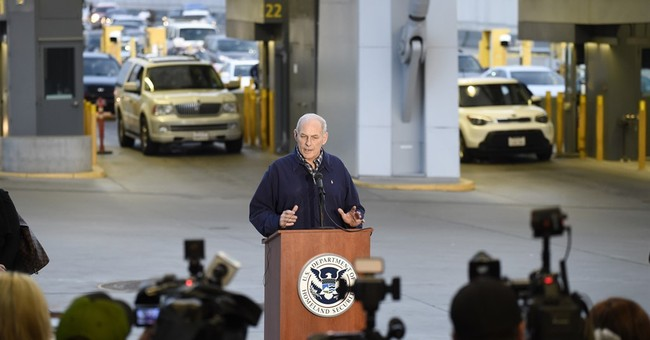 "The Latest: No ""Draconian moves"" on sanctuary cities: Kelly"