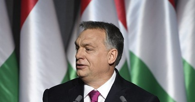 Hungary's Orban renews attack on influence of George Soros