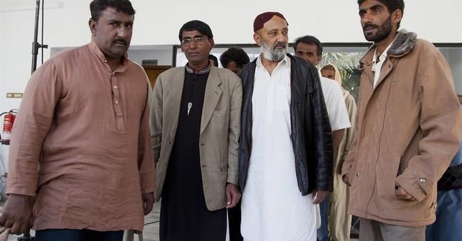 7 Pakistani fishermen jailed in Yemen for 10 years returned