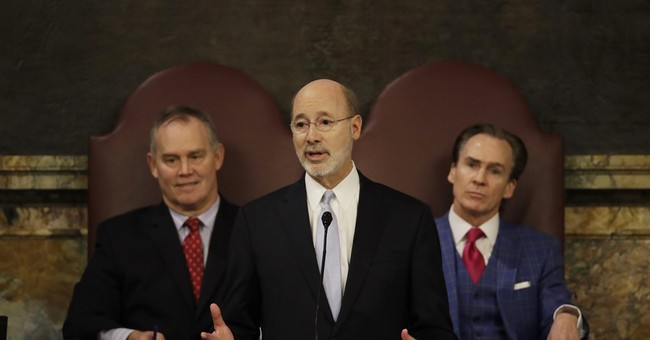 Governor uses broad definition to claim $2B in cuts, savings