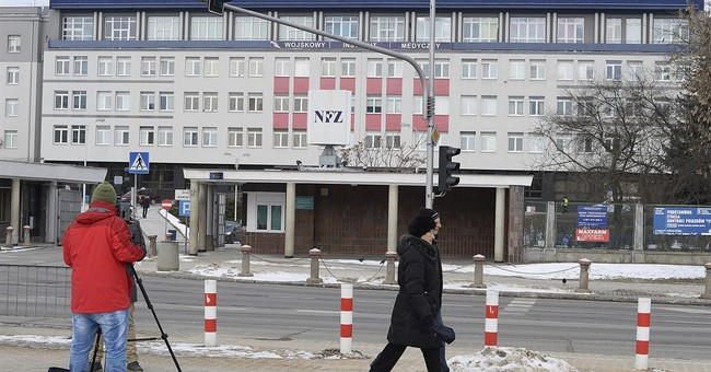 Man charged in car crash that injured Polish prime minister