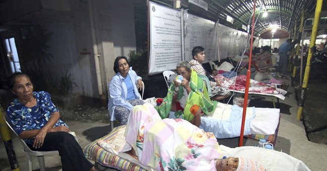 6 killed as strong quake strikes southern Philippines