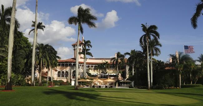 Trump's Florida estate stirs protests, spurs ethics debate