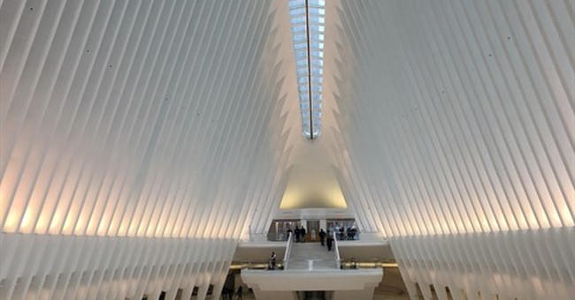 Woman falls to her death inside World Trade Center Oculus