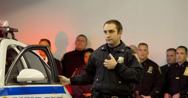 NYPD plans 23,000 body cams. Number on streets now: 0