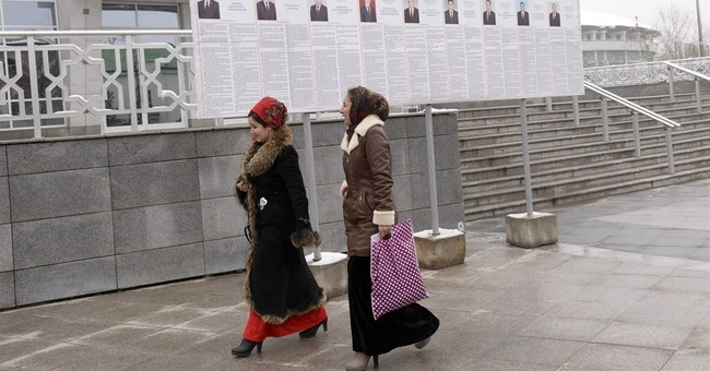 Turkmenistan's leader set to win re-election