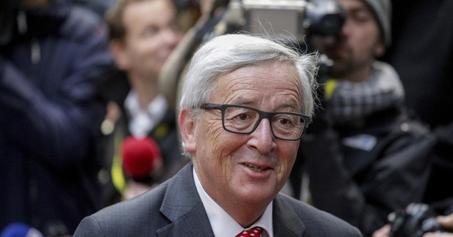 European Commission President Juncker will not run again