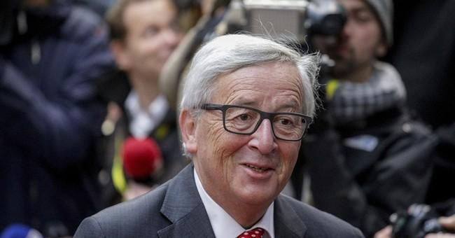 European Commission President Juncker will not run again