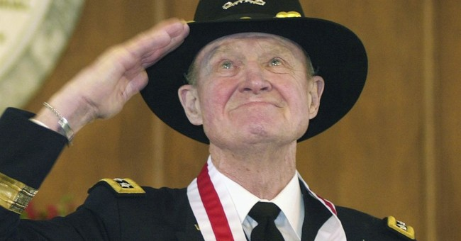 Lt. Gen. Hal Moore dies; depicted in film 'We Were Soldiers'