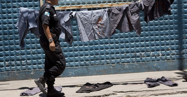 Military police back on duty for 2nd day in Brazil state