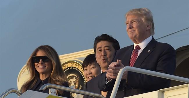 AP Explains: Trump's options for restoring travel ban