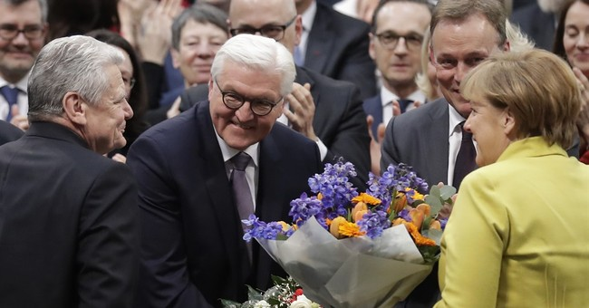 Germany picks ex-foreign minister Steinmeier as president