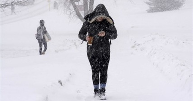 Northeast in sights of another winter blast of snow, winds