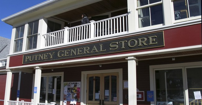 Is there a curse on the Putney General Store?