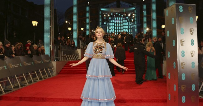 The Latest: 'La La Land' wins best picture at British awards